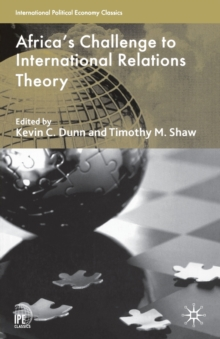 Africa's Challenge to International Relations Theory, Paperback / softback Book