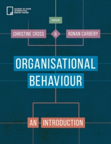 Organisational Behaviour : An Introduction, Paperback / softback Book