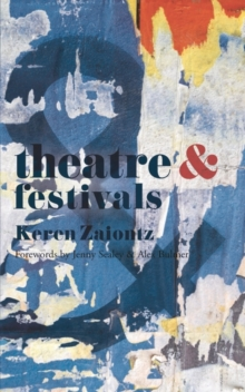 Theatre and Festivals, Paperback Book