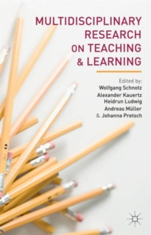 Multidisciplinary Research on Teaching and Learning, Hardback Book