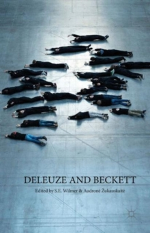 Deleuze and Beckett, Hardback Book