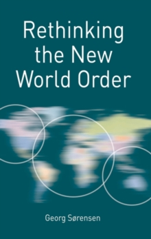 Rethinking the New World Order, Hardback Book