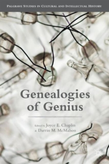 Genealogies of Genius, Paperback / softback Book
