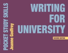 Writing for University, Paperback Book