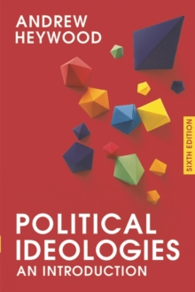 Political Ideologies : An Introduction, Paperback Book