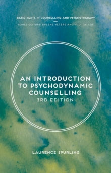 An Introduction to Psychodynamic Counselling, Paperback / softback Book