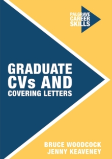 Graduate CVs and Covering Letters, Paperback Book