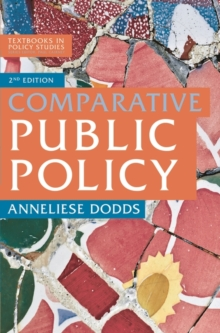 Comparative Public Policy, Paperback / softback Book