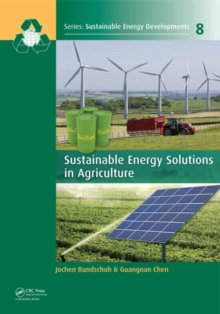 Sustainable Energy Solutions in Agriculture, Hardback Book