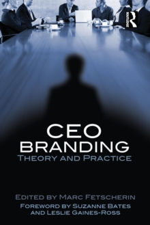 CEO Branding : Theory and Practice, Paperback / softback Book