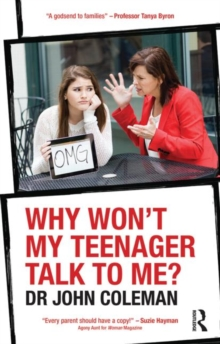 Why Won't My Teenager Talk to Me?, Paperback / softback Book