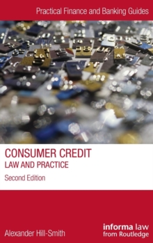 Consumer Credit : Law and Practice, Hardback Book