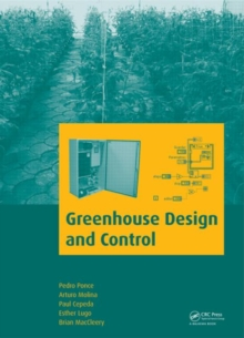 Greenhouse Design and Control, Hardback Book