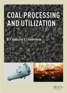 Coal Processing and Utilization, Hardback Book