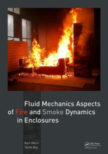Fluid Mechanics Aspects of Fire and Smoke Dynamics in Enclosures, Paperback / softback Book
