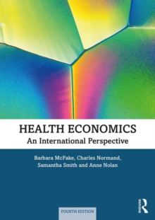 Health Economics : An International Perspective, Paperback / softback Book