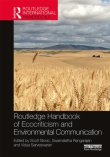 Routledge Handbook of Ecocriticism and Environmental Communication, Hardback Book