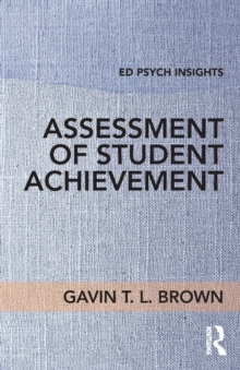 Assessment of Student Achievement, Paperback / softback Book