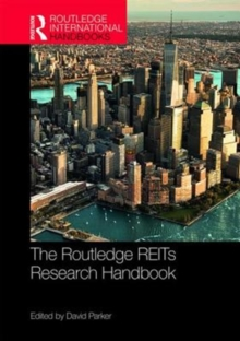 The Routledge REITs Research Handbook, Hardback Book