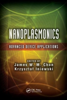 Nanoplasmonics : Advanced Device Applications, Paperback / softback Book