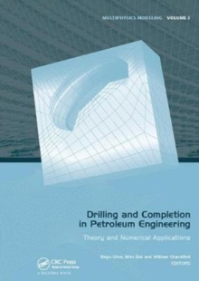 Drilling and Completion in Petroleum Engineering : Theory and Numerical Applications, Paperback / softback Book