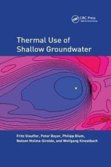 Thermal Use of Shallow Groundwater, Paperback / softback Book