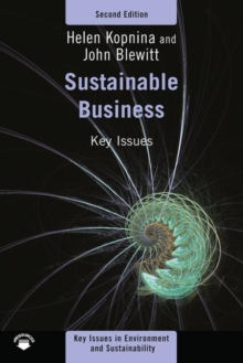 Sustainable Business : Key Issues, Paperback / softback Book