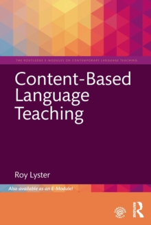 Content-Based Language Teaching, Paperback / softback Book