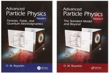 Advanced Particle Physics Two-Volume Set, Paperback / softback Book