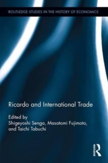 Ricardo and International Trade, Hardback Book