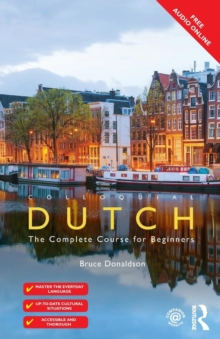 Colloquial Dutch : A Complete Language Course, Paperback / softback Book