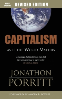 Capitalism as if the World Matters, Hardback Book