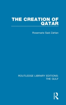 The Creation of Qatar, Hardback Book
