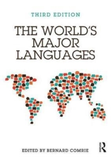 The World's Major Languages, Hardback Book