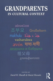 Grandparents in Cultural Context, Paperback Book