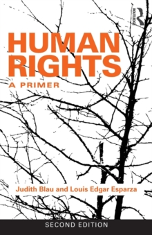 Human Rights : A Primer, Paperback / softback Book