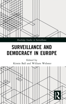 Surveillance and Democracy in Europe, Hardback Book