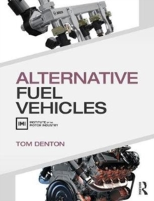 Alternative Fuel Vehicles, Paperback / softback Book