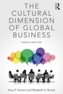 The Cultural Dimension of Global Business, Paperback / softback Book