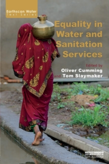 Equality in Water and Sanitation Services, Paperback / softback Book