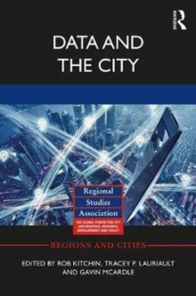 Data and the City, Paperback / softback Book