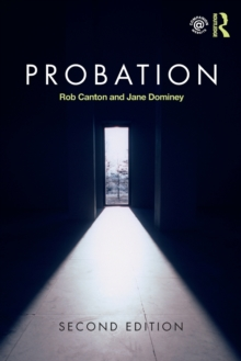 Probation, Paperback / softback Book