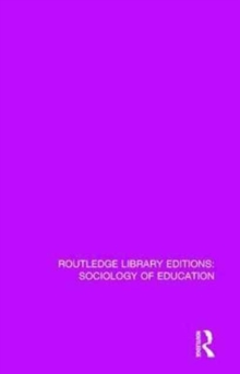 Sociological Interpretations of Education, Hardback Book