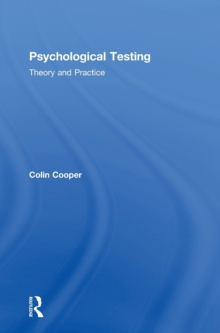 Psychological Testing : Theory and Practice, Hardback Book