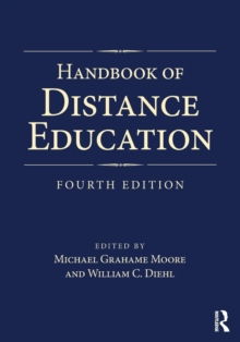 Handbook of Distance Education, Paperback / softback Book