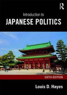 Introduction to Japanese Politics, Paperback Book