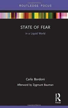 State of Fear in a Liquid World, Hardback Book