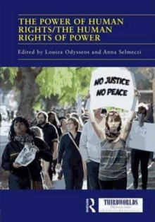 The Power of Human Rights/The Human Rights of Power, Hardback Book