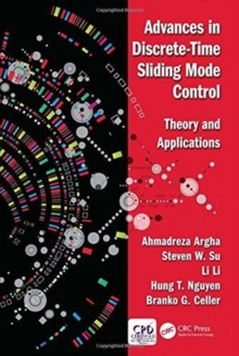 Advances in Discrete-Time Sliding Mode Control : Theory and Applications, Hardback Book