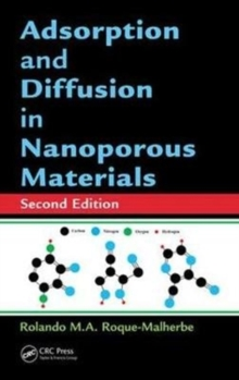 Adsorption and Diffusion in Nanoporous Materials, Hardback Book